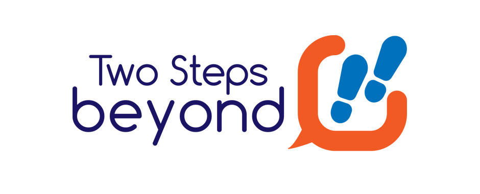 2 Steps Beyond logo alternative