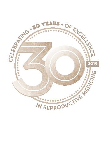 ORM 30 Year anniversary logo